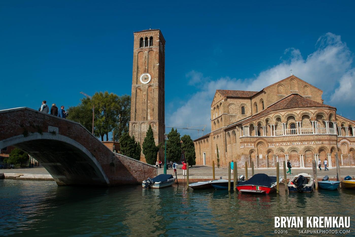 Italy Vacation - Day 6: Murano, Burano, Venice - 9.14.13 (83)