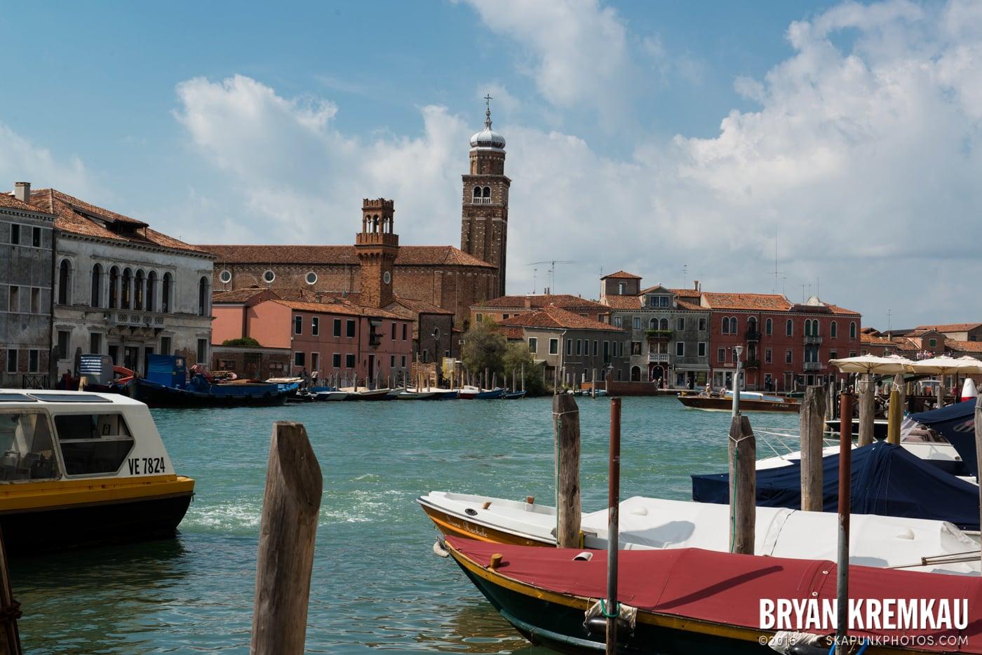 Italy Vacation - Day 6: Murano, Burano, Venice - 9.14.13 (76)