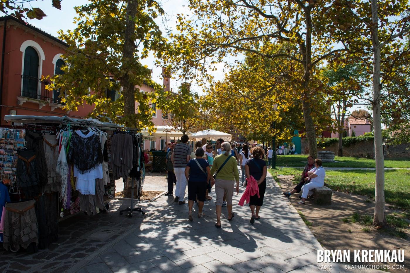 Italy Vacation - Day 6: Murano, Burano, Venice - 9.14.13 (71)
