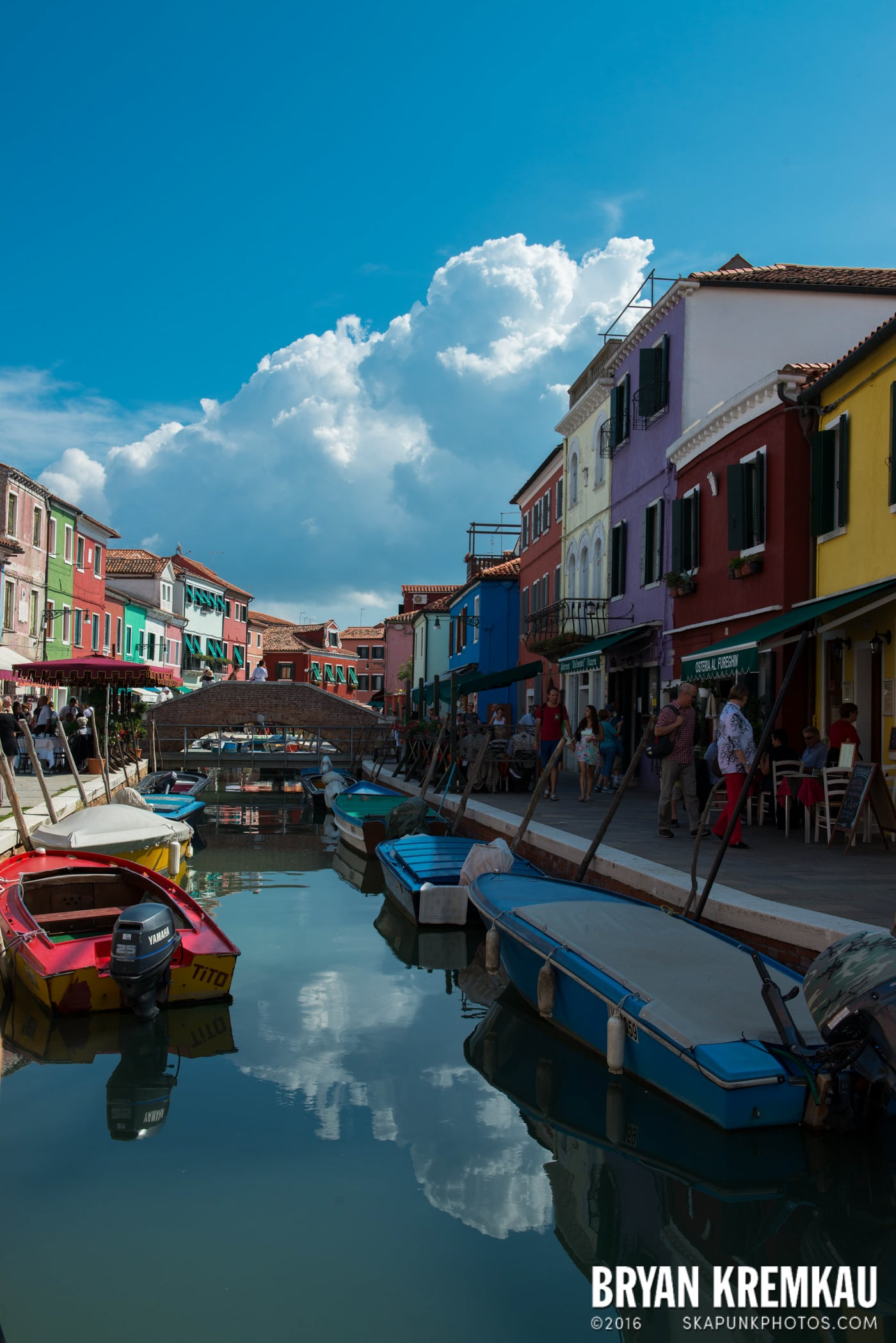 Italy Vacation - Day 6: Murano, Burano, Venice - 9.14.13 (70)