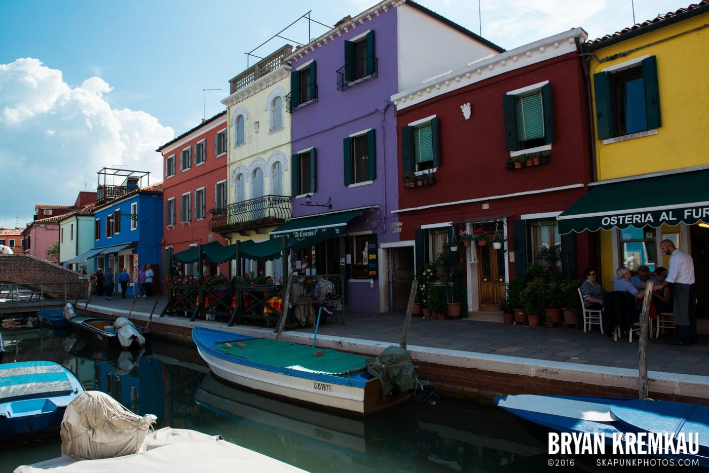 Italy Vacation - Day 6: Murano, Burano, Venice - 9.14.13 (69)