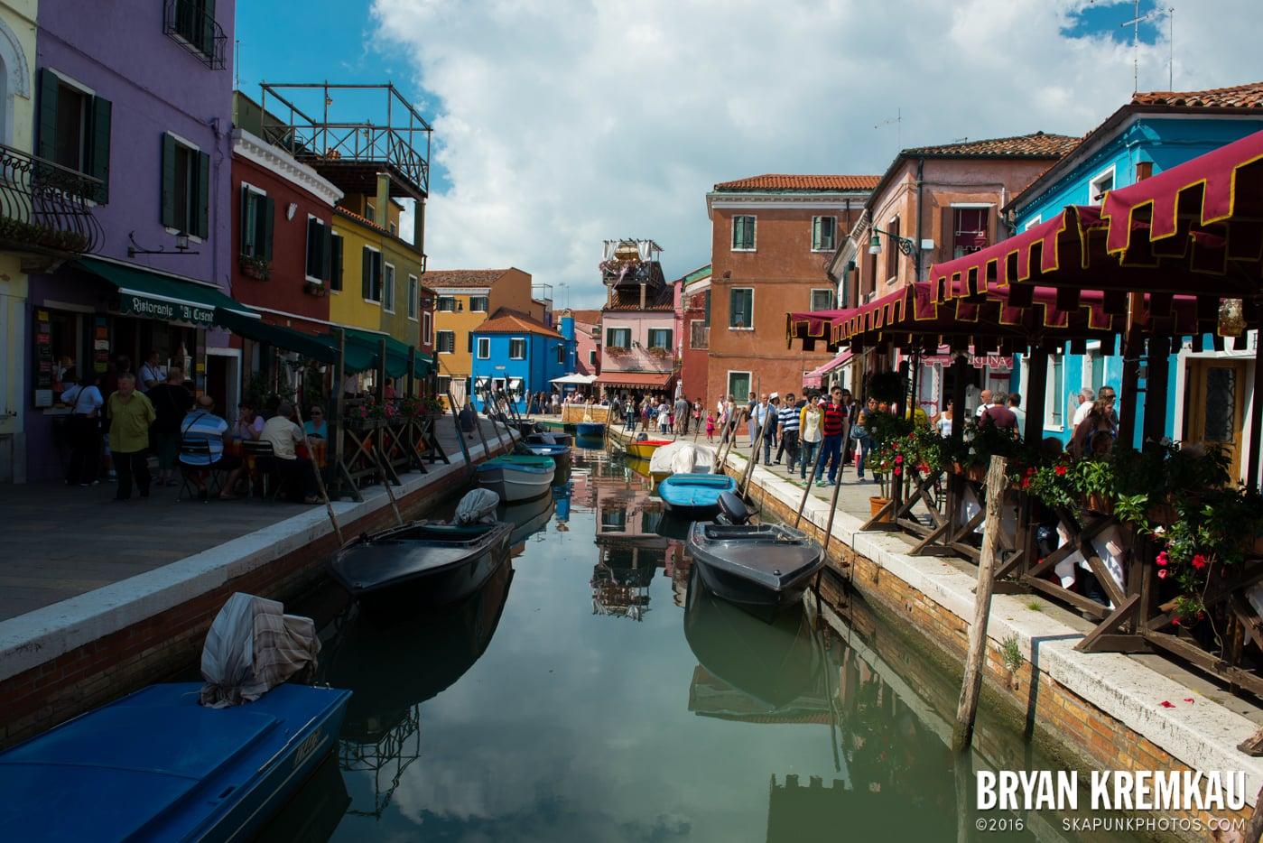 Italy Vacation - Day 6: Murano, Burano, Venice - 9.14.13 (68)