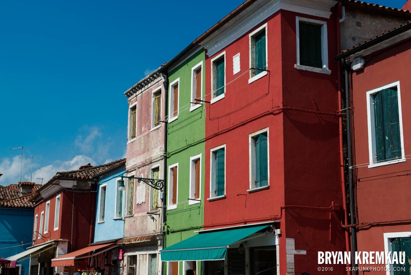 Italy Vacation - Day 6: Murano, Burano, Venice - 9.14.13 (65)