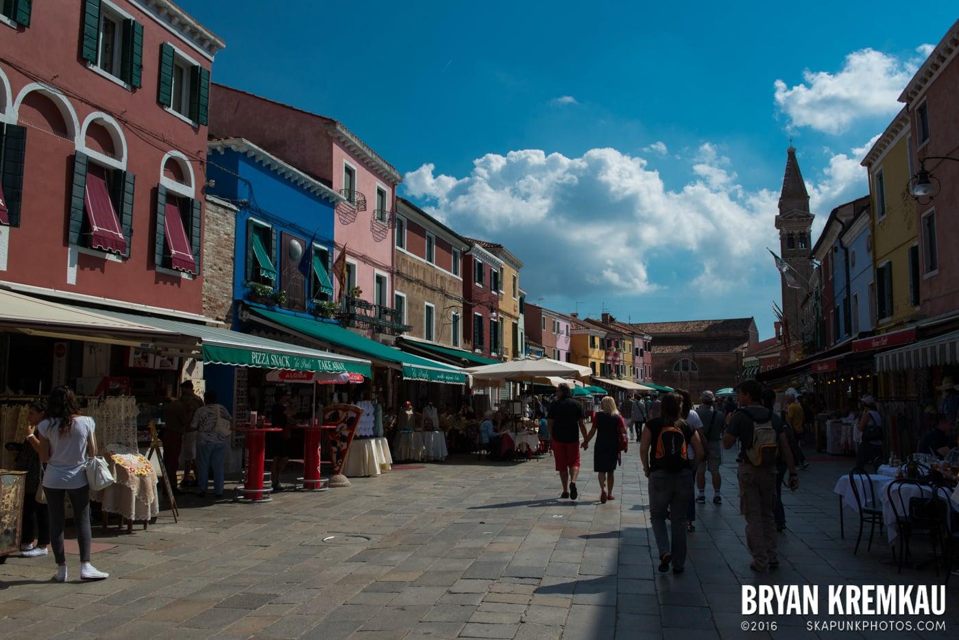 Italy Vacation - Day 6: Murano, Burano, Venice - 9.14.13 (64)