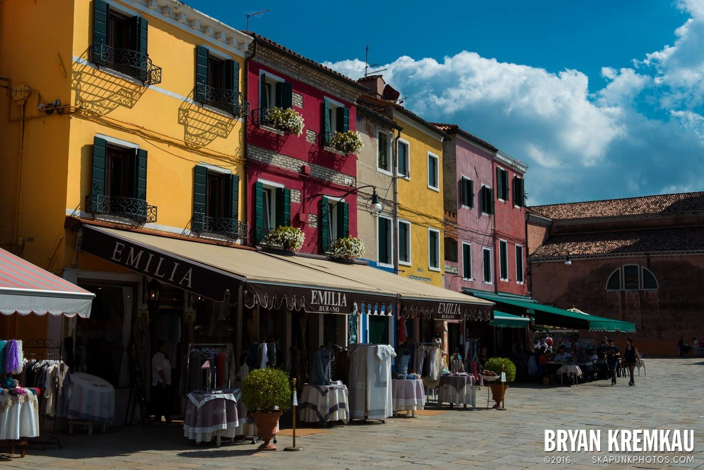 Italy Vacation - Day 6: Murano, Burano, Venice - 9.14.13 (63)