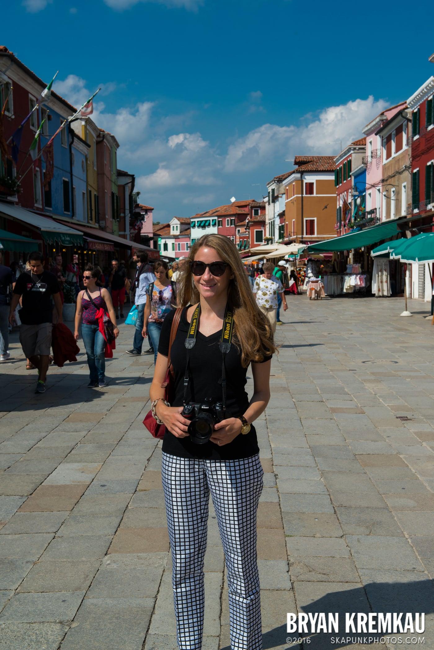 Italy Vacation - Day 6: Murano, Burano, Venice - 9.14.13 (62)