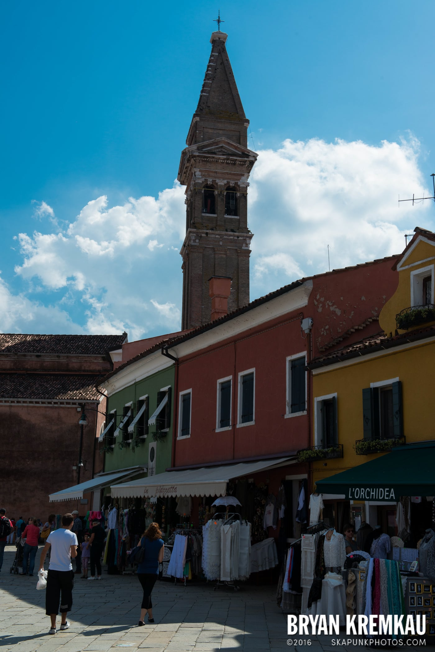 Italy Vacation - Day 6: Murano, Burano, Venice - 9.14.13 (61)