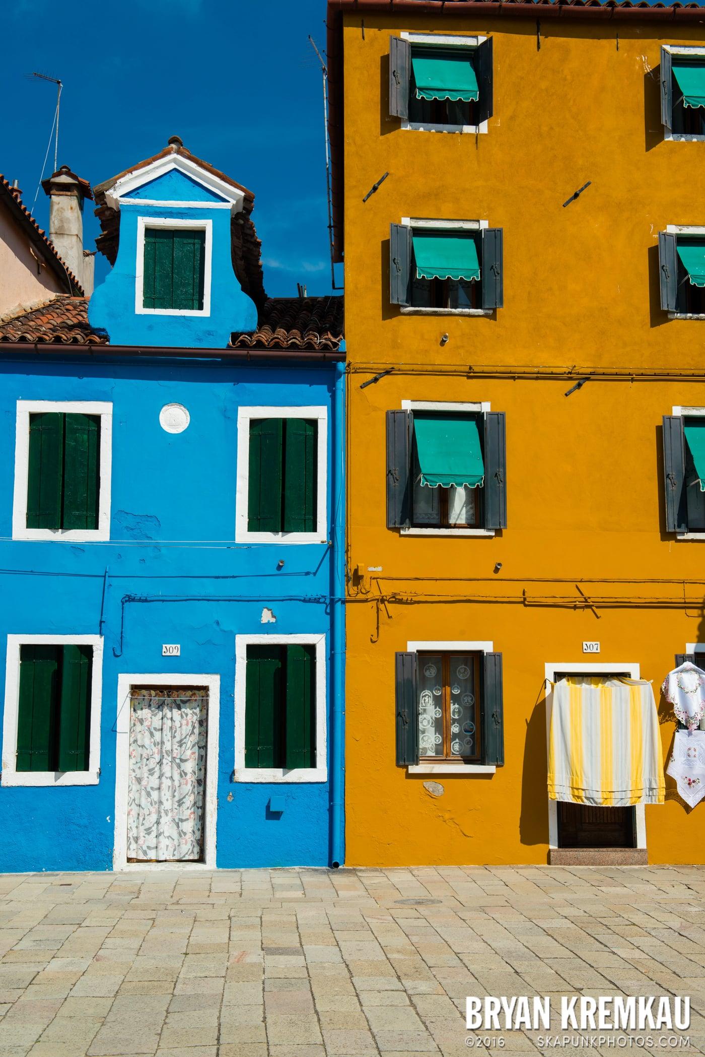 Italy Vacation - Day 6: Murano, Burano, Venice - 9.14.13 (60)