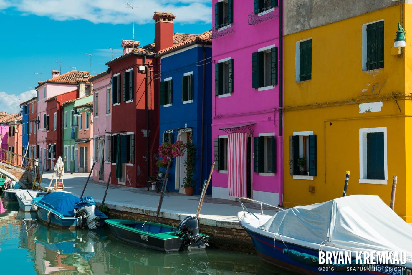 Italy Vacation - Day 6: Murano, Burano, Venice - 9.14.13 (59)