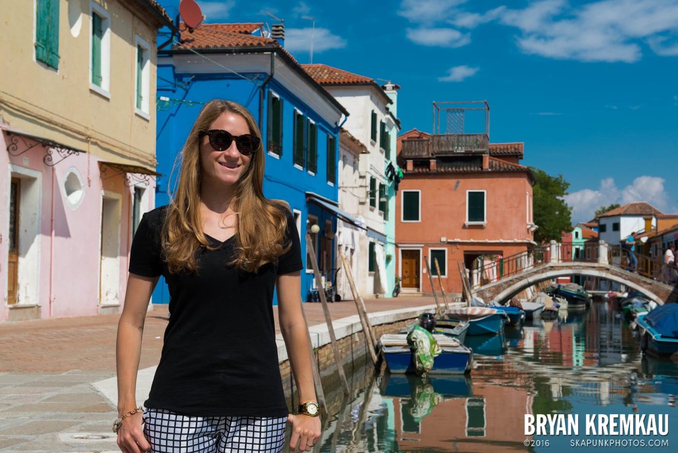 Italy Vacation - Day 6: Murano, Burano, Venice - 9.14.13 (58)