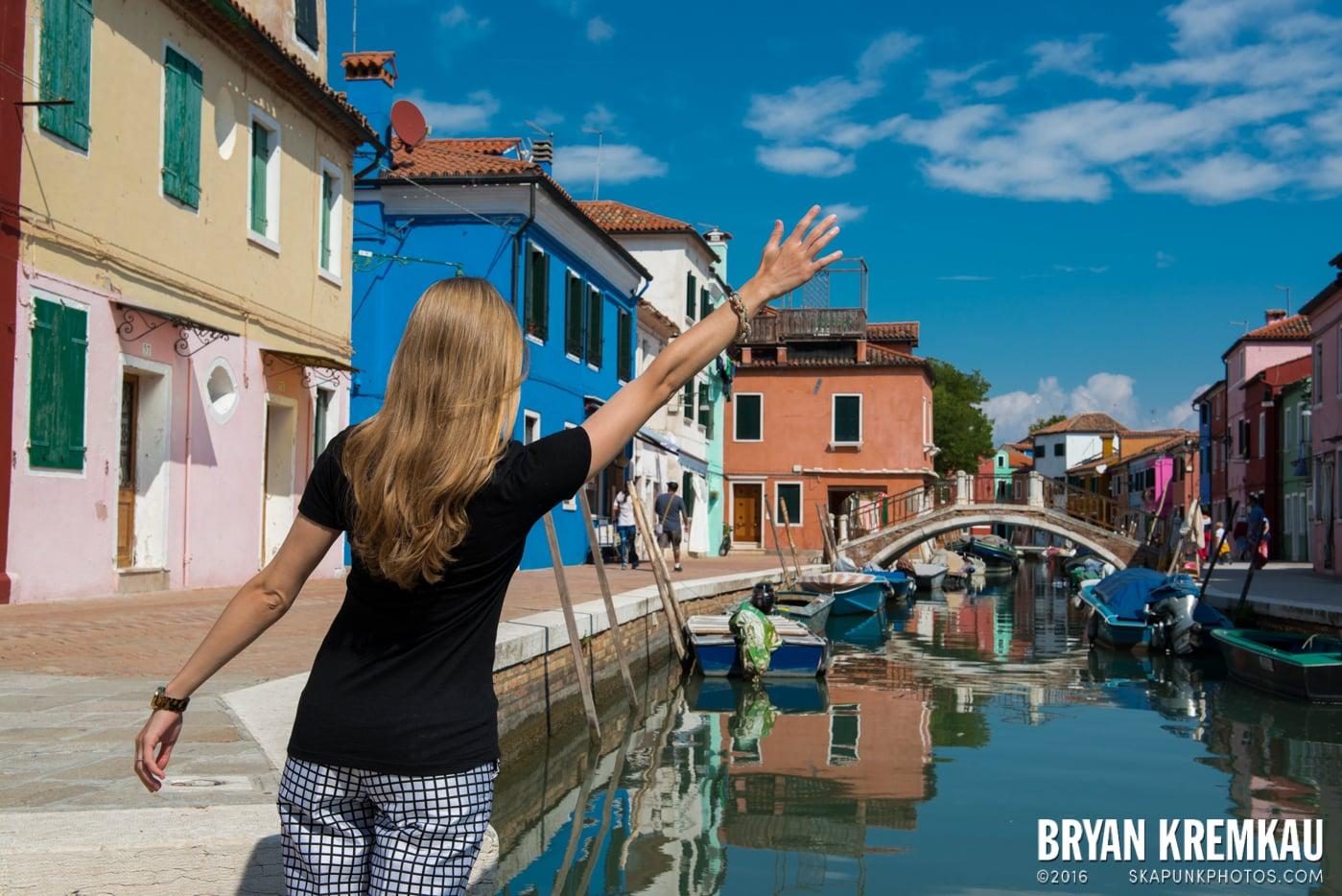 Italy Vacation - Day 6: Murano, Burano, Venice - 9.14.13 (57)