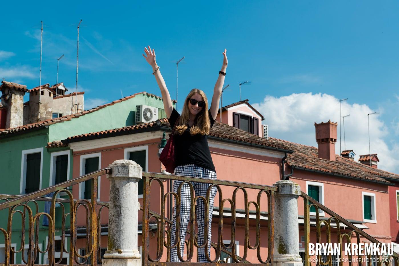 Italy Vacation - Day 6: Murano, Burano, Venice - 9.14.13 (54)