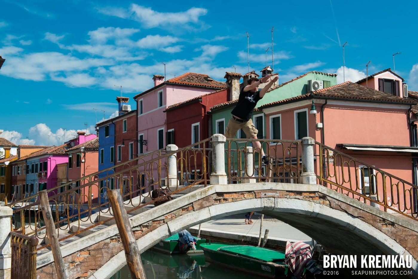 Italy Vacation - Day 6: Murano, Burano, Venice - 9.14.13 (53)