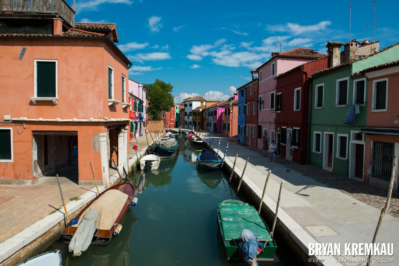 Italy Vacation - Day 6: Murano, Burano, Venice - 9.14.13 (52)