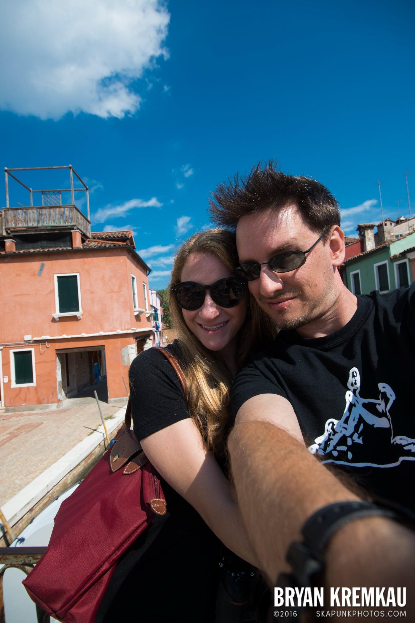 Italy Vacation - Day 6: Murano, Burano, Venice - 9.14.13 (51)