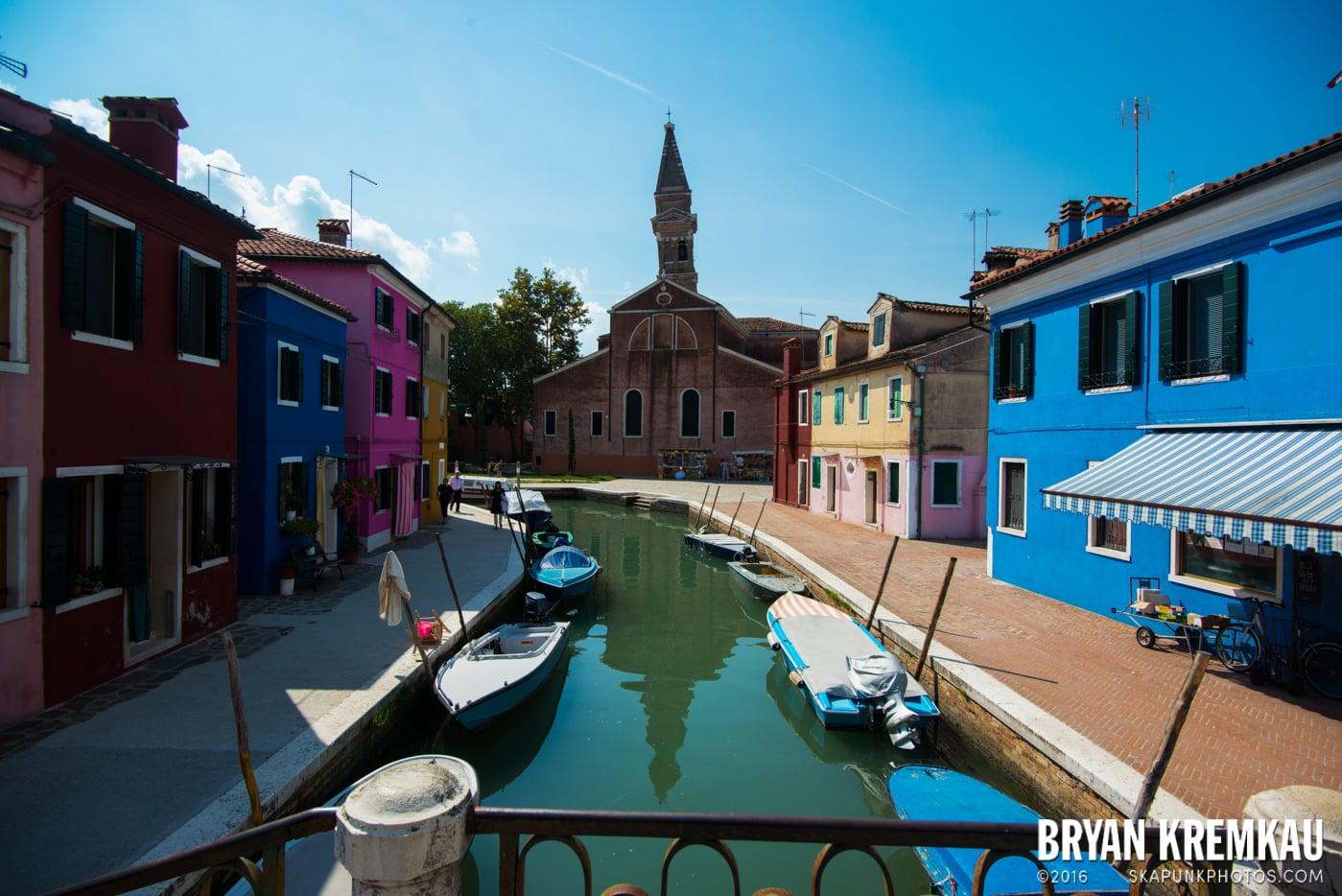 Italy Vacation - Day 6: Murano, Burano, Venice - 9.14.13 (50)