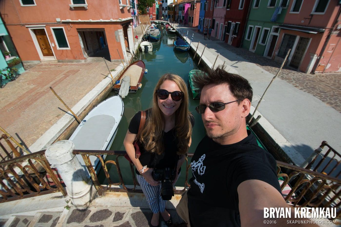 Italy Vacation - Day 6: Murano, Burano, Venice - 9.14.13 (49)