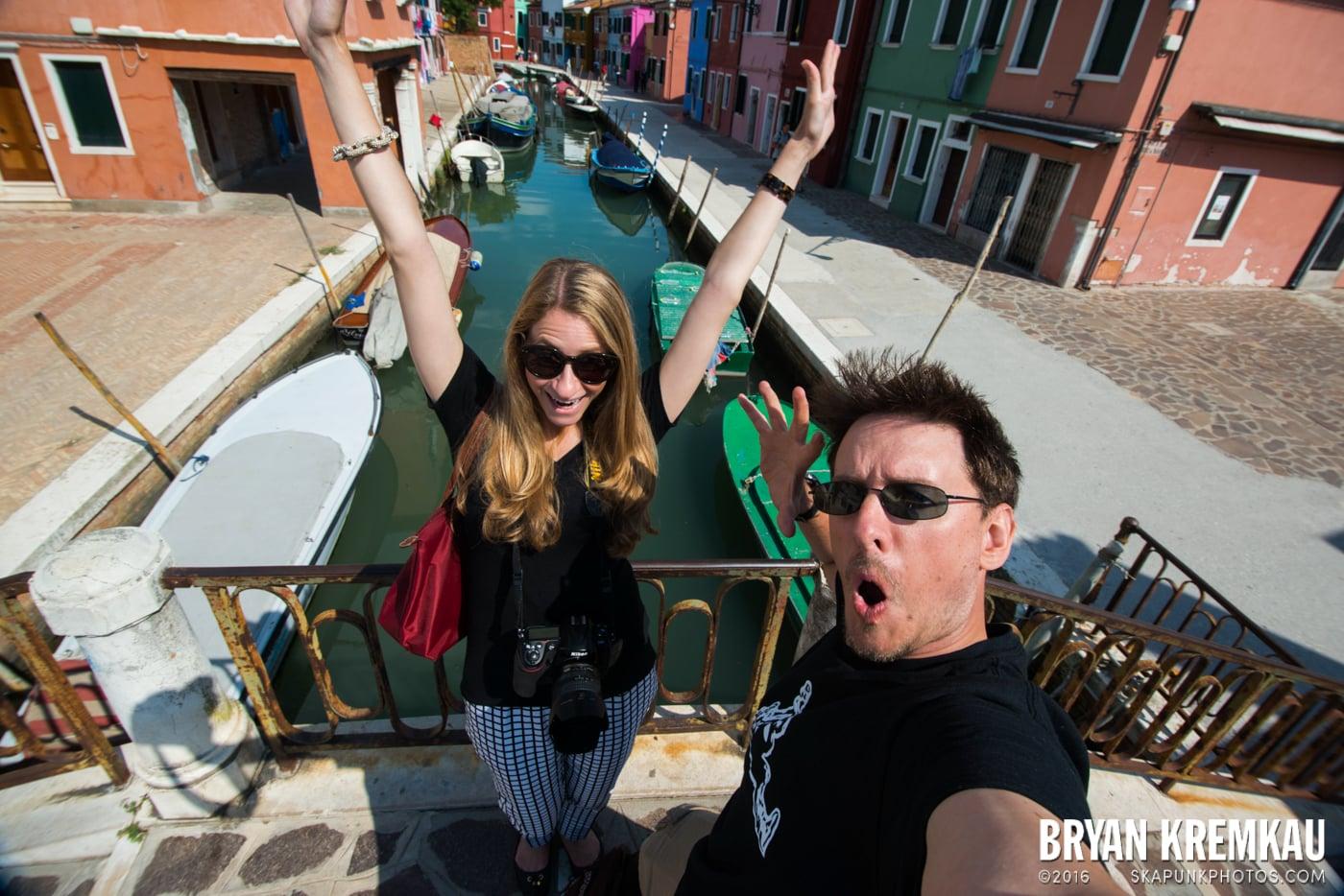 Italy Vacation - Day 6: Murano, Burano, Venice - 9.14.13 (48)