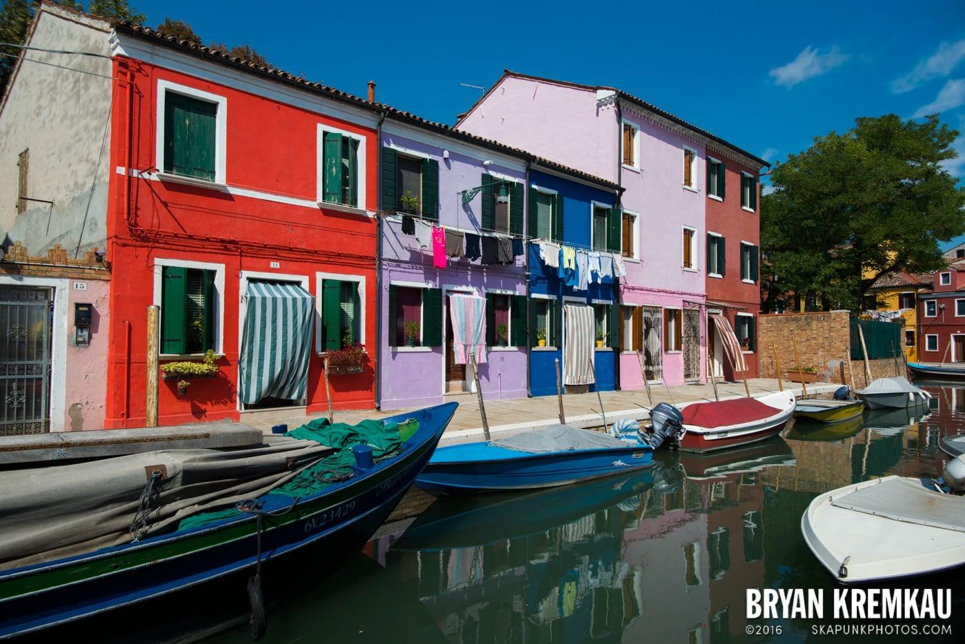 Italy Vacation - Day 6: Murano, Burano, Venice - 9.14.13 (47)