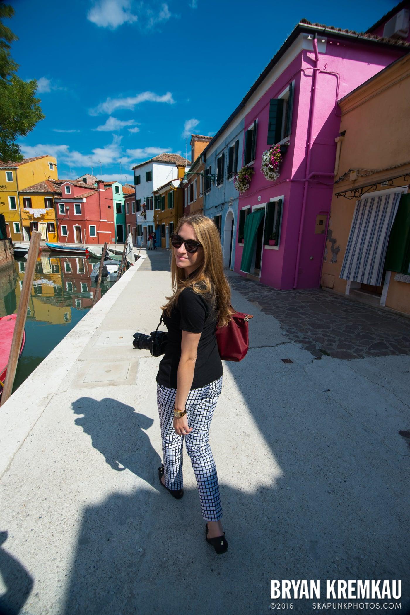 Italy Vacation - Day 6: Murano, Burano, Venice - 9.14.13 (46)