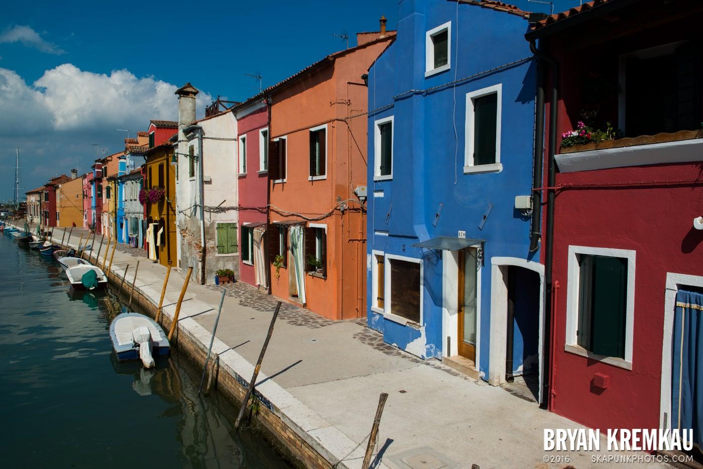 Italy Vacation - Day 6: Murano, Burano, Venice - 9.14.13 (45)