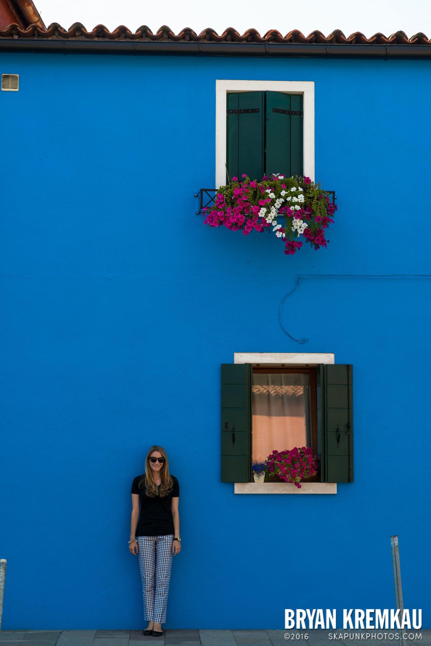 Italy Vacation - Day 6: Murano, Burano, Venice - 9.14.13 (44)