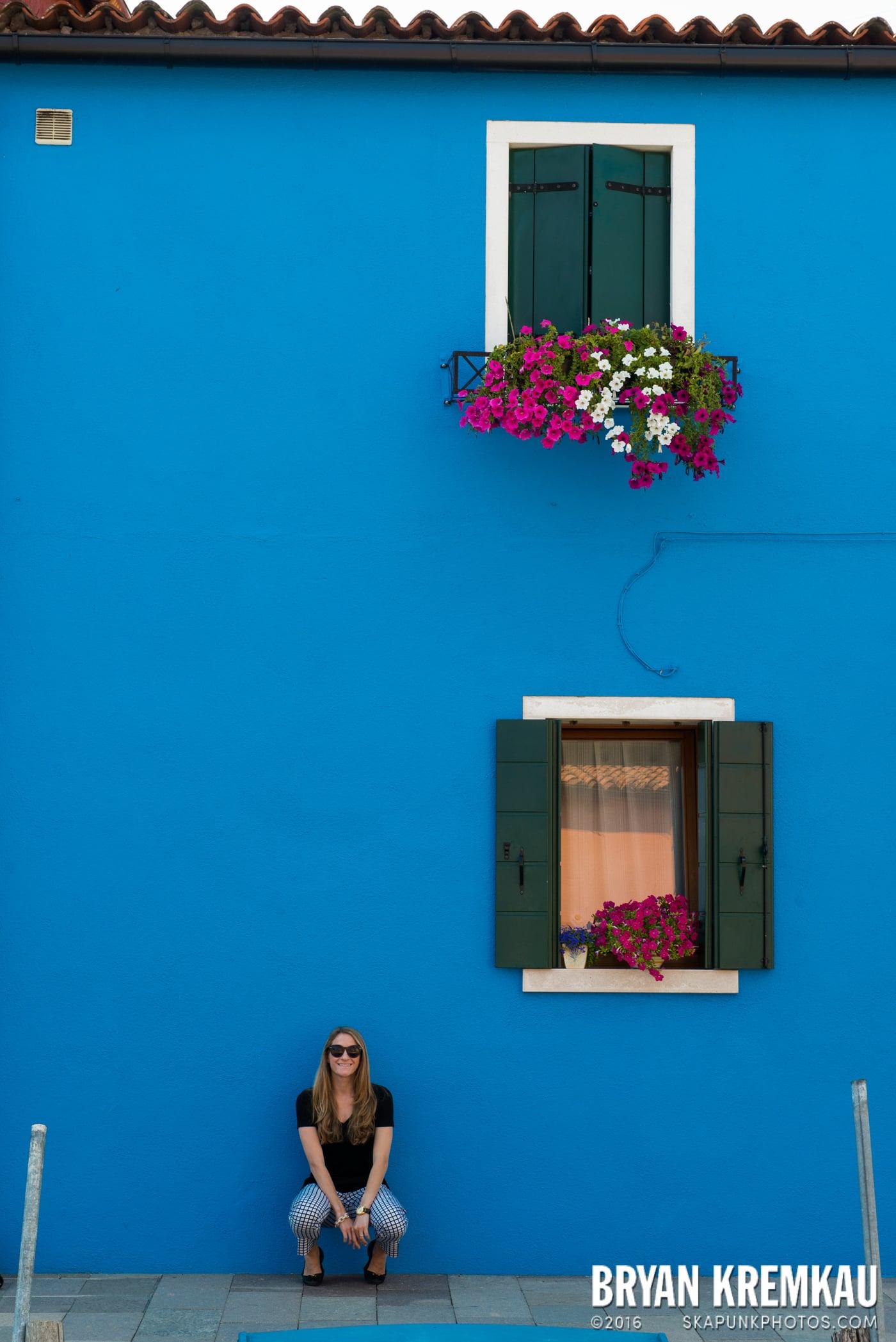 Italy Vacation - Day 6: Murano, Burano, Venice - 9.14.13 (43)