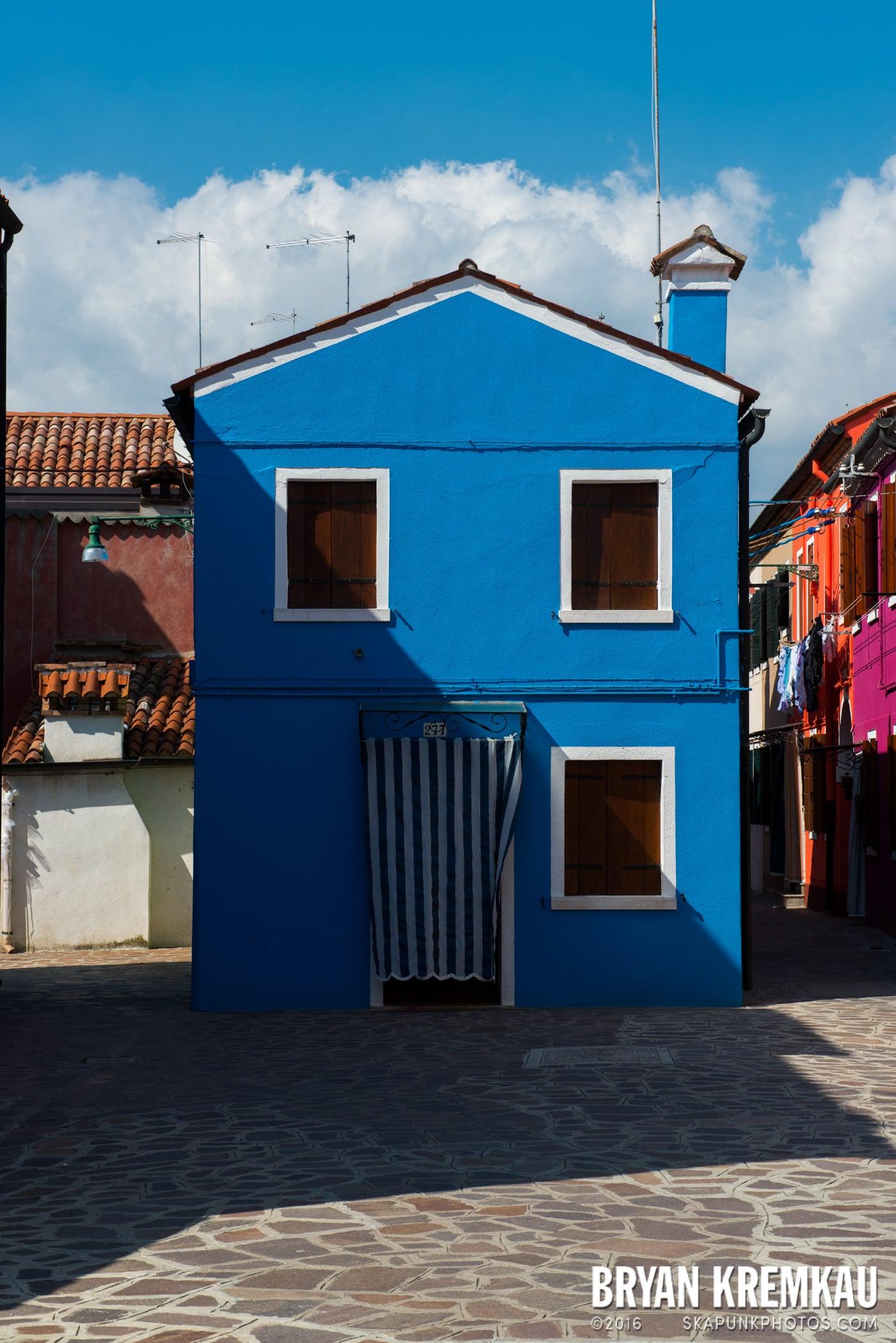 Italy Vacation - Day 6: Murano, Burano, Venice - 9.14.13 (40)
