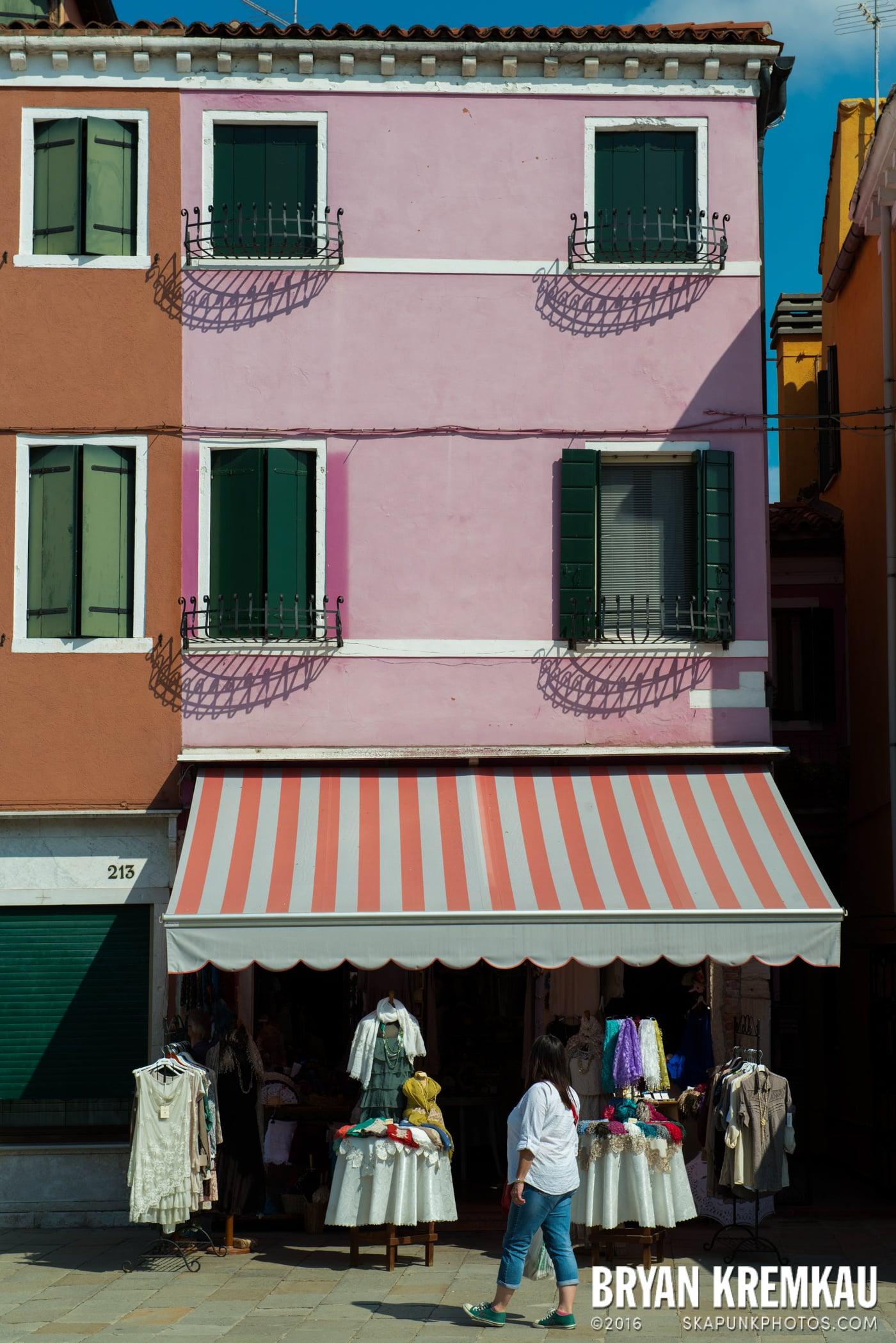 Italy Vacation - Day 6: Murano, Burano, Venice - 9.14.13 (39)