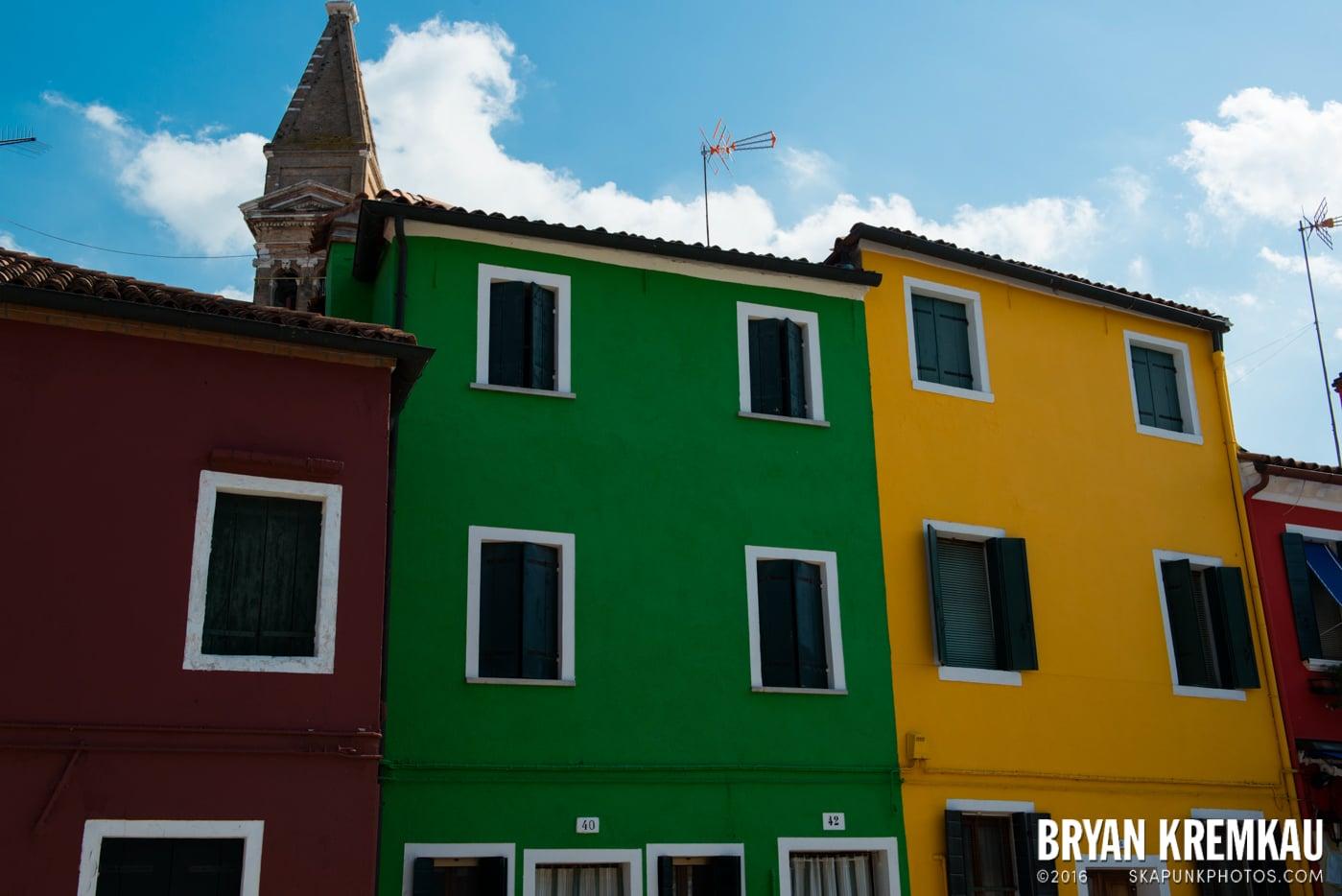 Italy Vacation - Day 6: Murano, Burano, Venice - 9.14.13 (38)