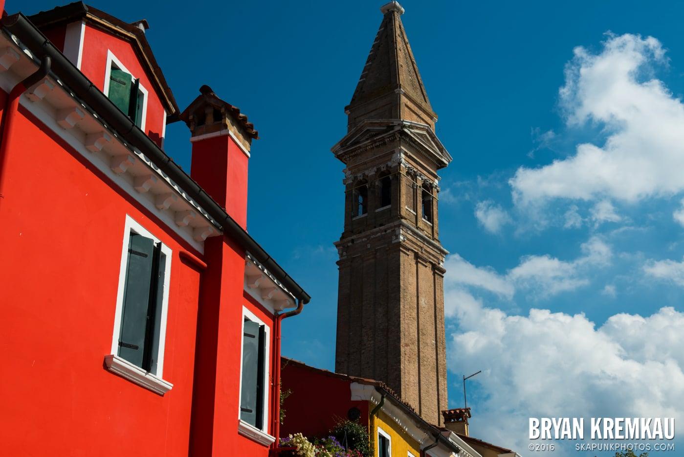 Italy Vacation - Day 6: Murano, Burano, Venice - 9.14.13 (37)