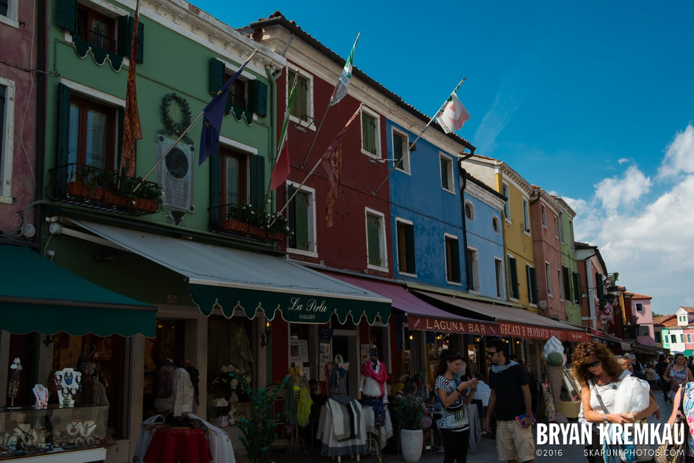 Italy Vacation - Day 6: Murano, Burano, Venice - 9.14.13 (32)
