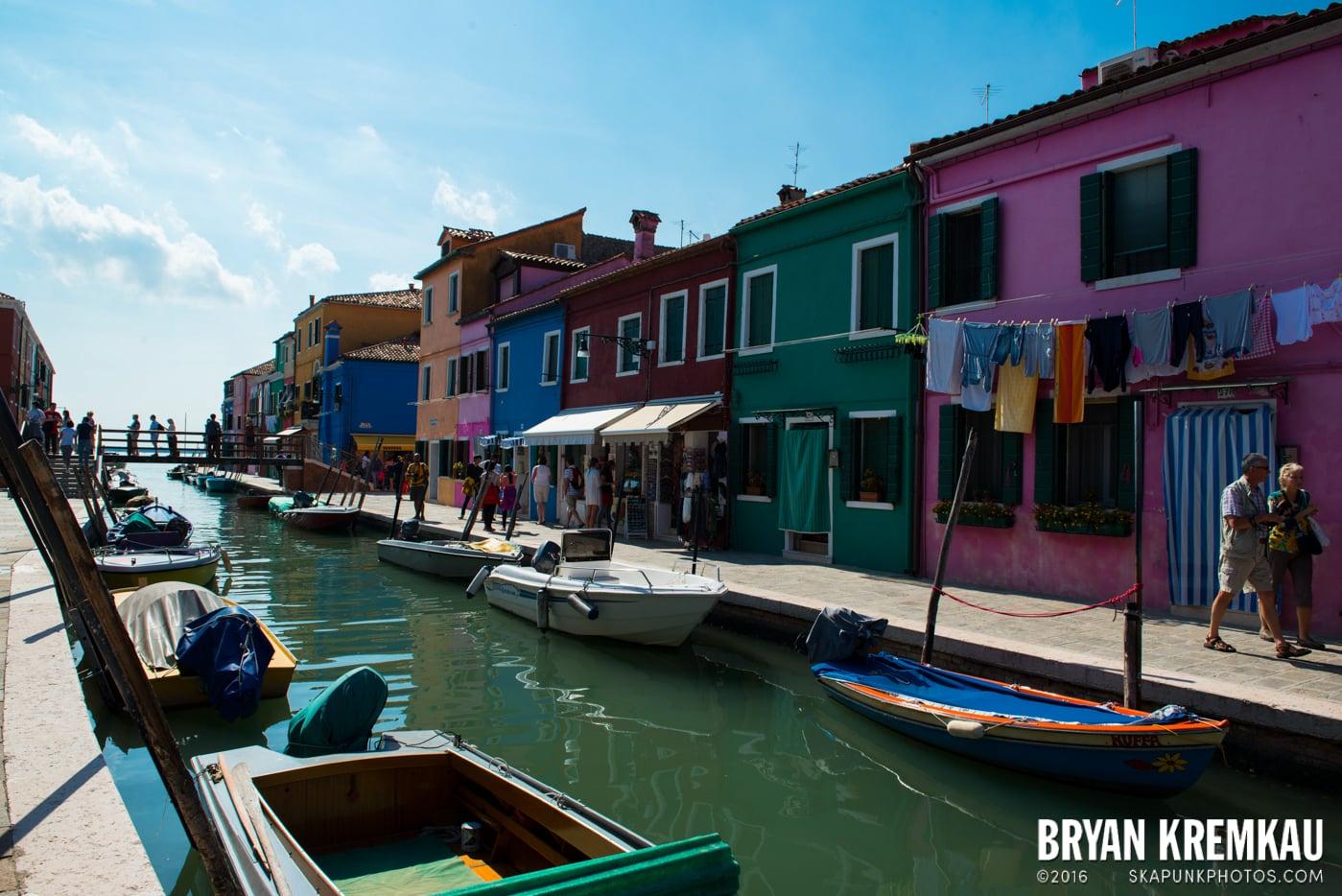 Italy Vacation - Day 6: Murano, Burano, Venice - 9.14.13 (31)