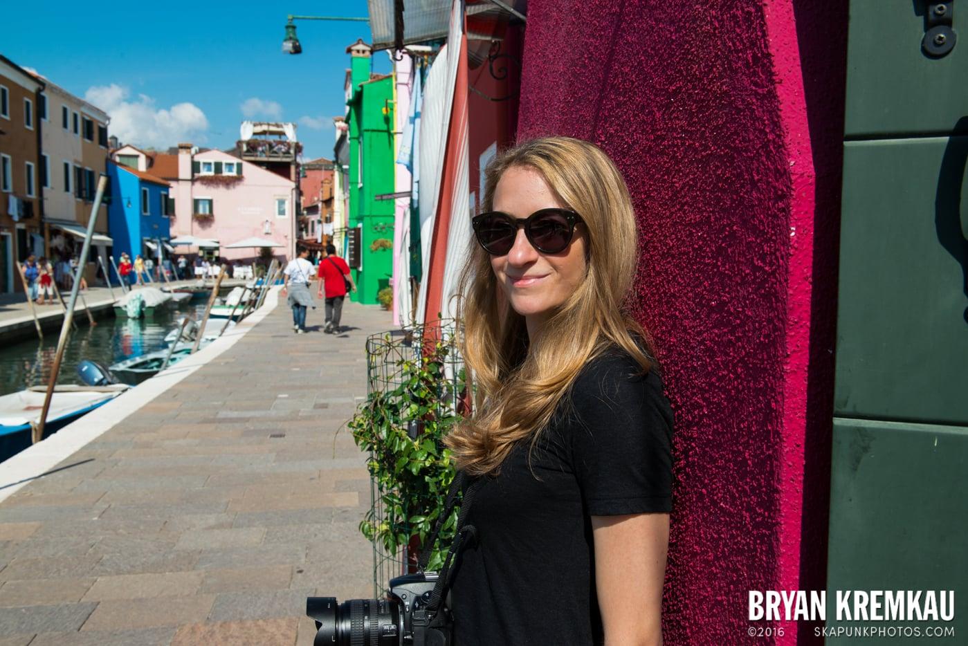 Italy Vacation - Day 6: Murano, Burano, Venice - 9.14.13 (30)