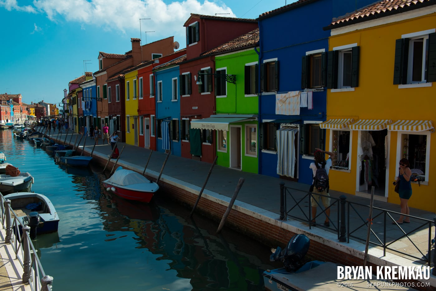 Italy Vacation - Day 6: Murano, Burano, Venice - 9.14.13 (29)