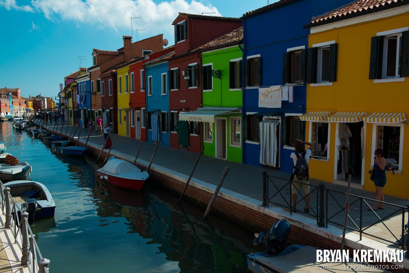 Italy Vacation - Day 6: Murano, Burano, Venice - 9.14.13 (29)