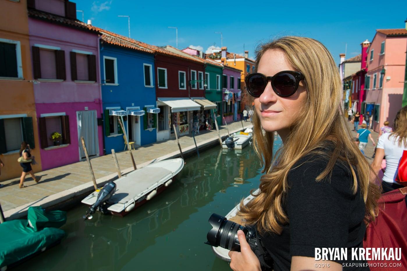 Italy Vacation - Day 6: Murano, Burano, Venice - 9.14.13 (28)