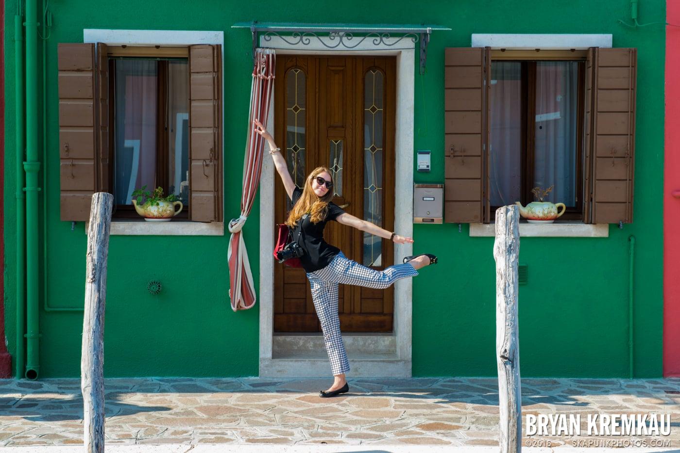 Italy Vacation - Day 6: Murano, Burano, Venice - 9.14.13 (26)