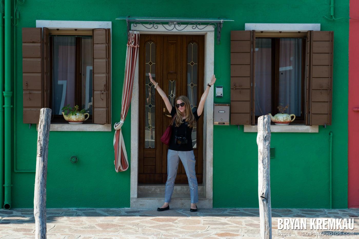Italy Vacation - Day 6: Murano, Burano, Venice - 9.14.13 (25)