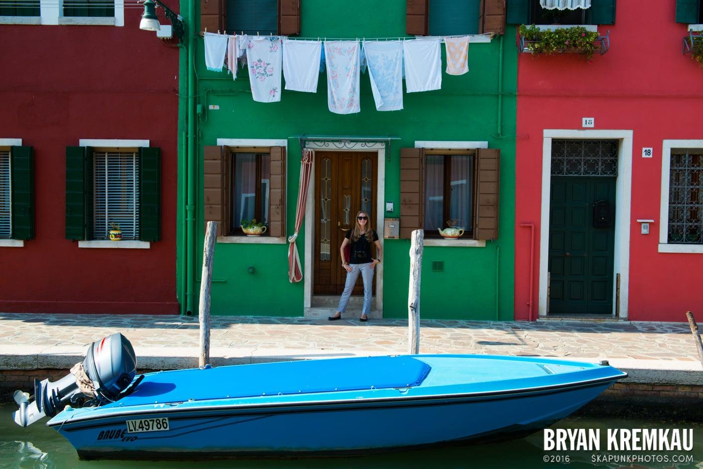 Italy Vacation - Day 6: Murano, Burano, Venice - 9.14.13 (24)