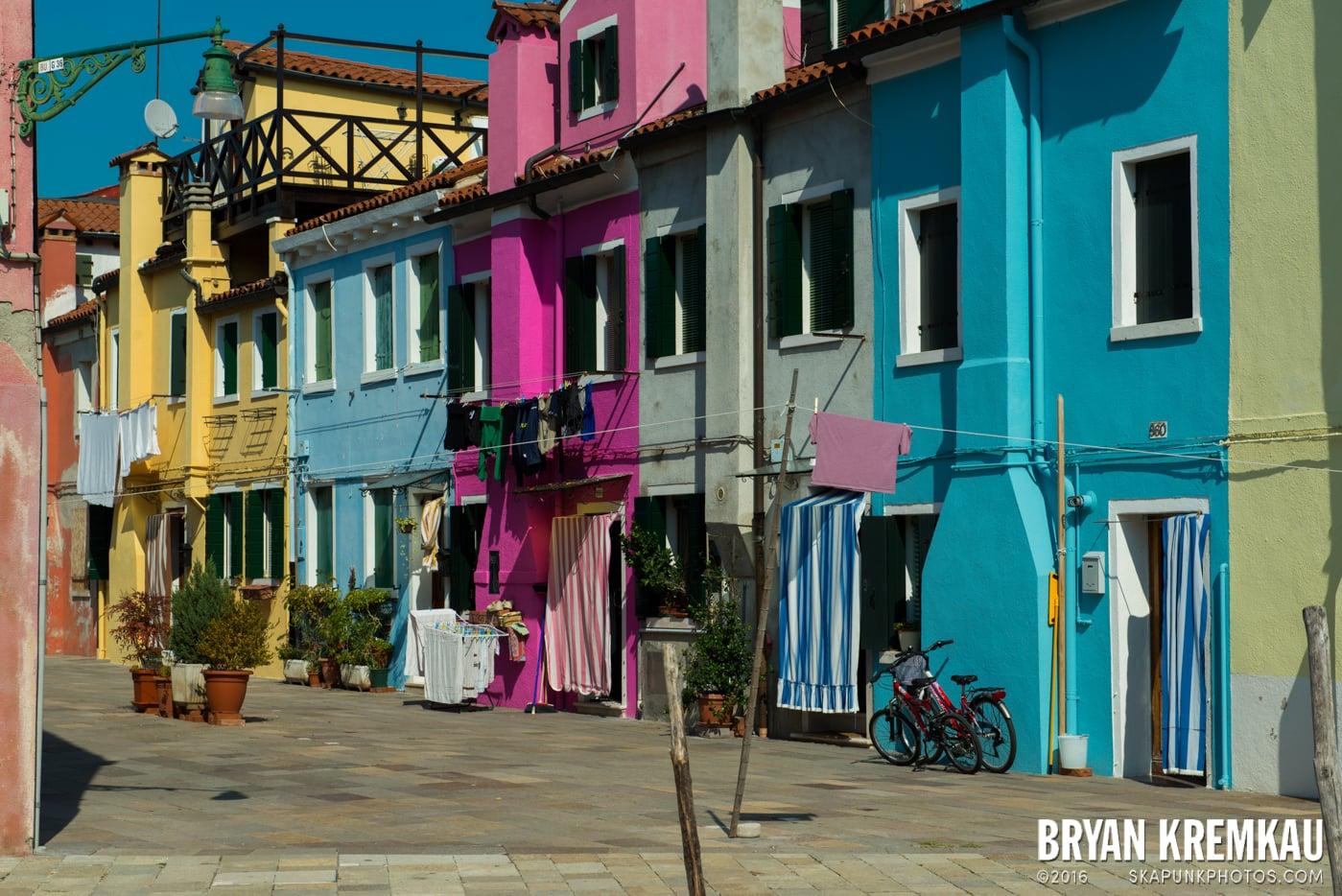 Italy Vacation - Day 6: Murano, Burano, Venice - 9.14.13 (23)
