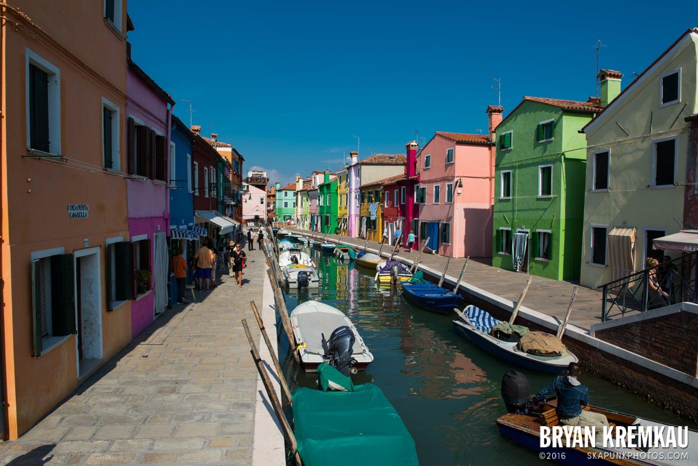Italy Vacation - Day 6: Murano, Burano, Venice - 9.14.13 (21)