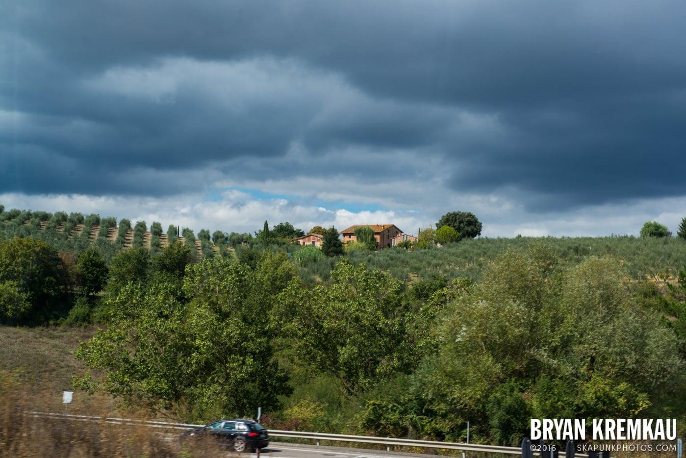 Italy Vacation - Day 8: Siena, San Gimignano, Chianti, Pisa - 9.16.13 (112)