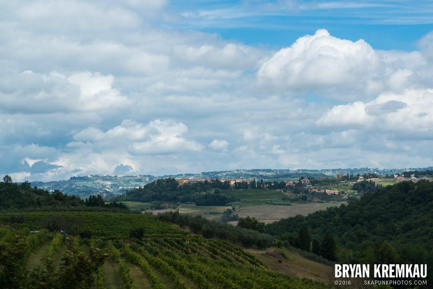 Italy Vacation - Day 8: Siena, San Gimignano, Chianti, Pisa - 9.16.13 (111)