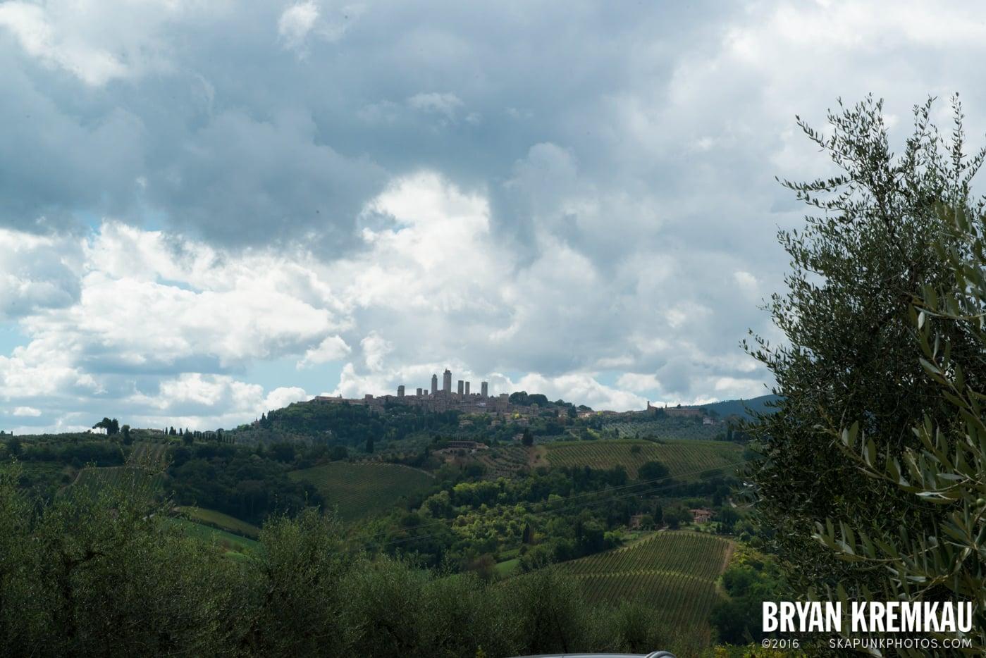 Italy Vacation - Day 8: Siena, San Gimignano, Chianti, Pisa - 9.16.13 (98)