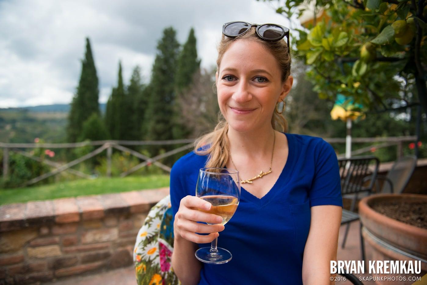 Italy Vacation - Day 8: Siena, San Gimignano, Chianti, Pisa - 9.16.13 (93)