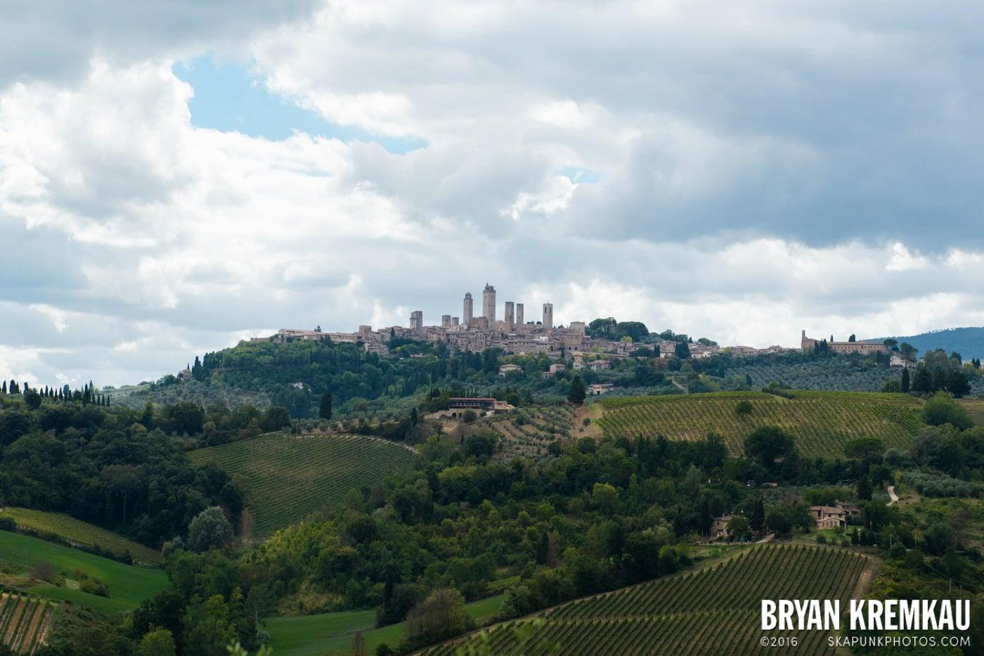 Italy Vacation - Day 8: Siena, San Gimignano, Chianti, Pisa - 9.16.13 (83)