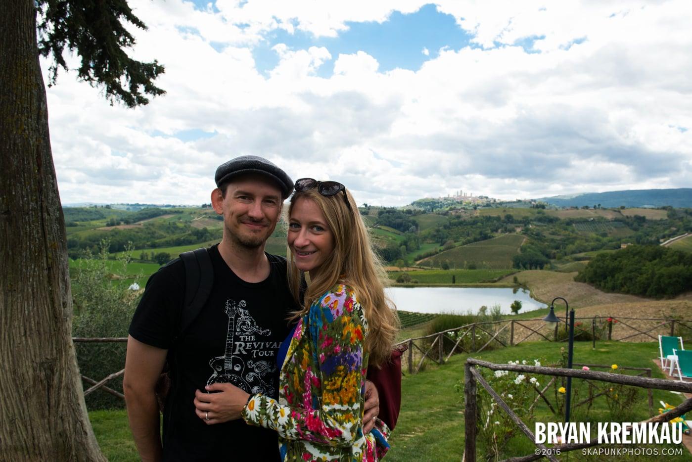 Italy Vacation - Day 8: Siena, San Gimignano, Chianti, Pisa - 9.16.13 (81)