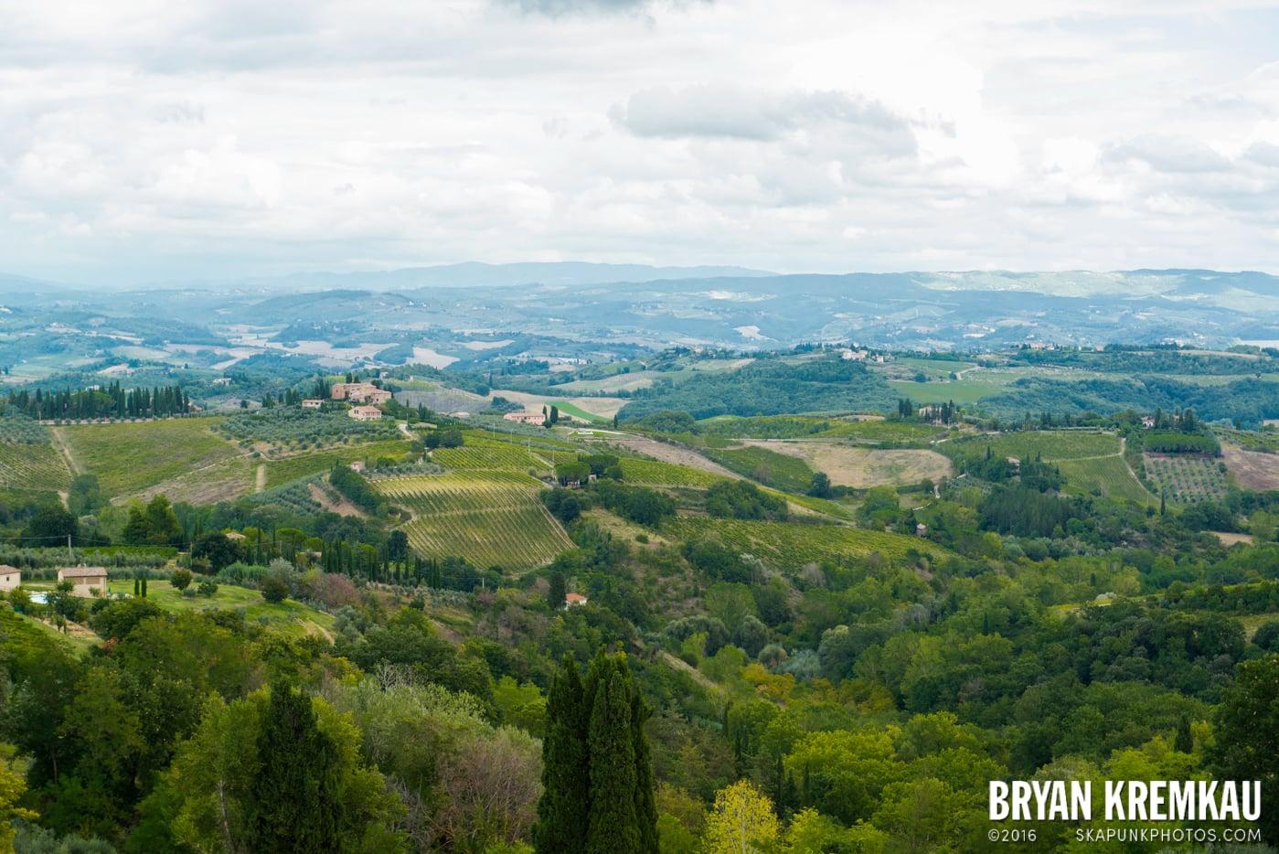 Italy Vacation - Day 8: Siena, San Gimignano, Chianti, Pisa - 9.16.13 (77)