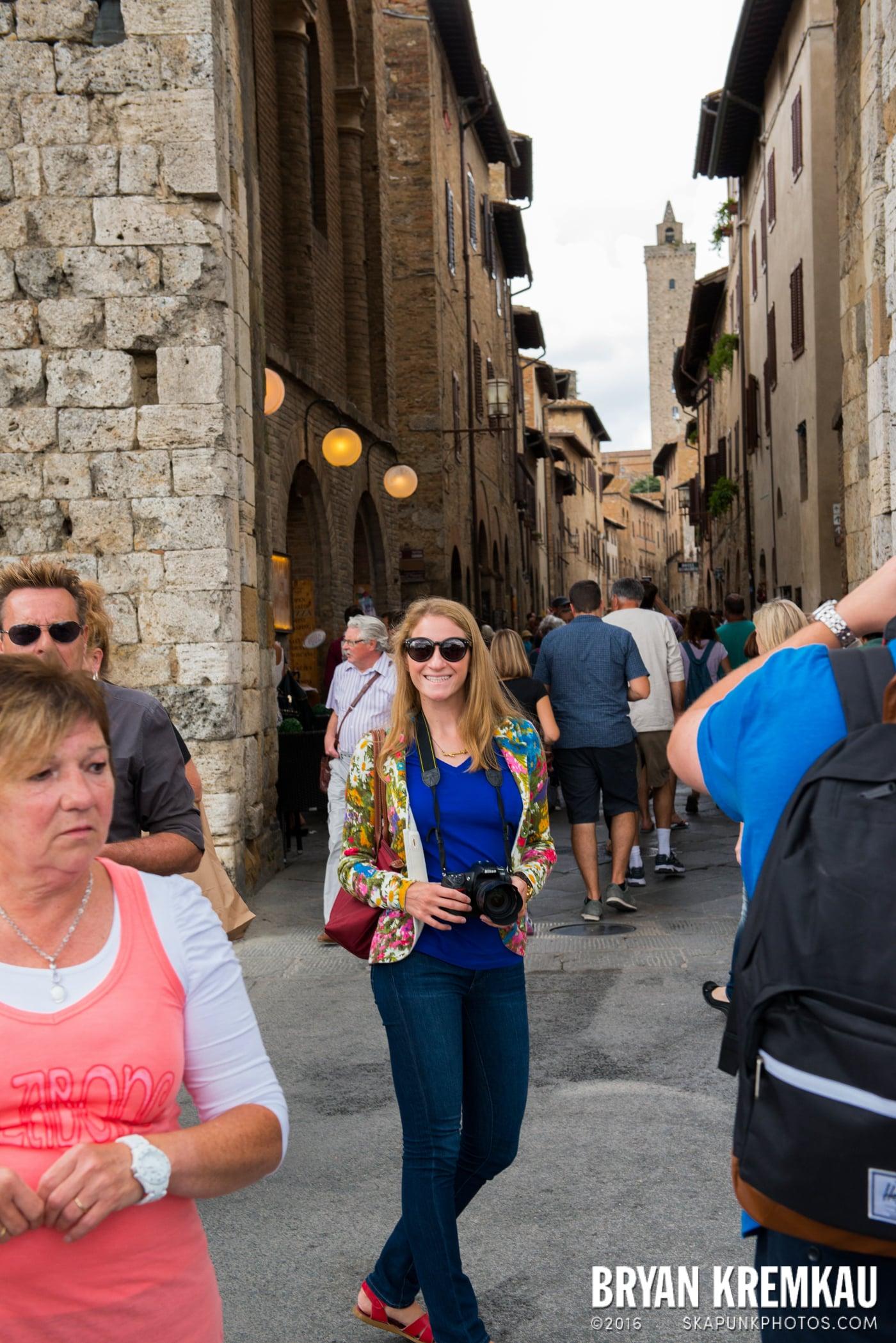 Italy Vacation - Day 8: Siena, San Gimignano, Chianti, Pisa - 9.16.13 (76)